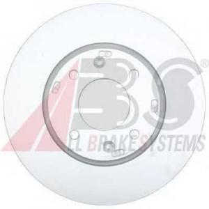 A.B.S. 17548 Тормозной диск Хюндай Соната