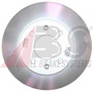 A.B.S. 17549 Тормозной диск Хюндай Гетз