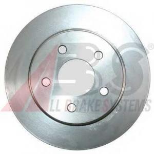 A.B.S. 17583 Тормозной диск Форд Фокус Ц-Макс