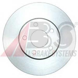 A.B.S. 17586 Тормозной диск Форд Фокус Ц-Макс