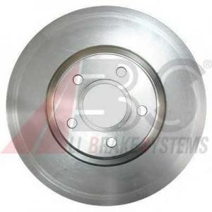 A.B.S. 17587 Тормозной диск Форд Фокус Ц-Макс