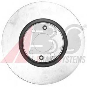 A.B.S. 17590 Тормозной диск Ситроен С4