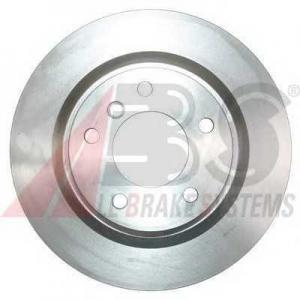 A.B.S. 17603 Тормозной диск Бмв 1