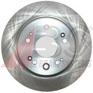 ABS 17604 Тормозной диск