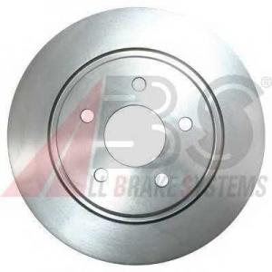 A.B.S. 17605 Тормозной диск Форд Фокус Ц-Макс