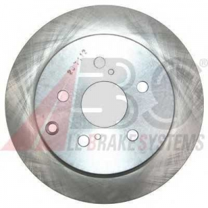 ABS 17609 Тормозной диск