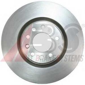 A.B.S. 17611 Тормозной диск Фиат Хрома