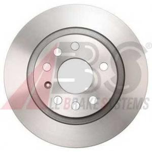 ABS 17616 Тормозной диск