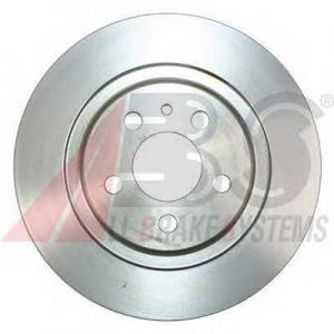 A.B.S. 17617 Тормозной диск Фиат