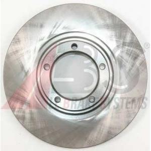 A.B.S. 17648 Тормозной диск Хюндай Н1 Карго