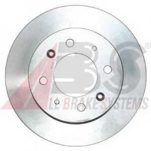 A.B.S. 17655 Тормозной диск Киа Спектра