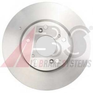 A.B.S. 17659 Тормозной диск Хонда Фрв