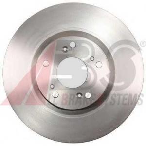 ABS 17663 Гальмiвнi диски