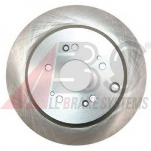 A.B.S. 17664 Тормозной диск Хонда Црв