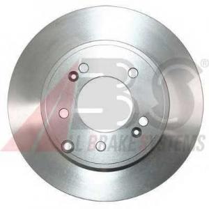 ABS 17678 Тормозной диск