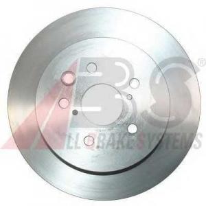 A.B.S. 17682 Тормозной диск Лексус Ай-Ес