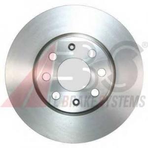 A.B.S. 17710 Тормозной диск Фиат Гранд Пунто