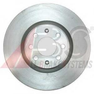 A.B.S. 17711 Тормозной диск Фиат 500