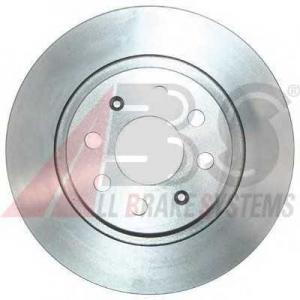 A.B.S. 17712 Тормозной диск Фиат Гранд Пунто