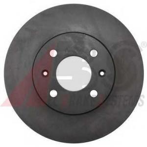 A.B.S. 17724 Тормозной диск Хюндай Ай 20