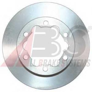 A.B.S. 17731 Тормозной диск Мерседес Спинтер 5Т