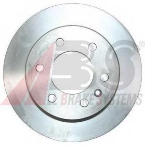 A.B.S. 17732 Тормозной диск Мерседес Спинтер 5Т