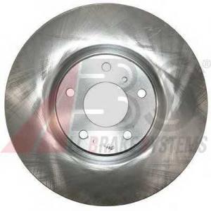A.B.S. 17739 Тормозной диск Инфинити Джи