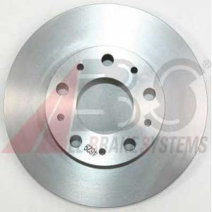 ABS 17740 Гальмiвнi диски