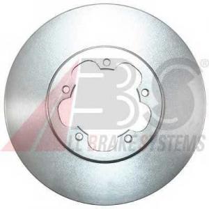 A.B.S. 17743 Тормозной диск Форд Транзит Торнео