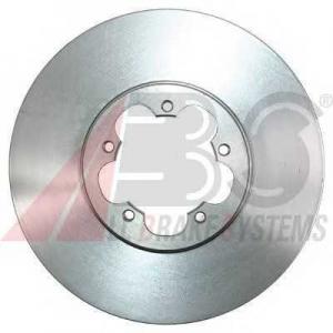 A.B.S. 17745 Тормозной диск Форд Транзит Торнео