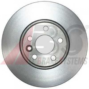A.B.S. 17752 Тормозной диск Форд С-Макс