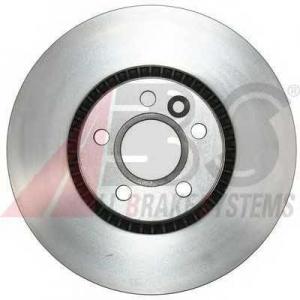 A.B.S. 17753 Тормозной диск Форд С-Макс