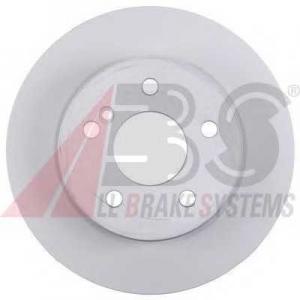 A.B.S. 17756 Тормозной диск Мерседес Ц-Класс