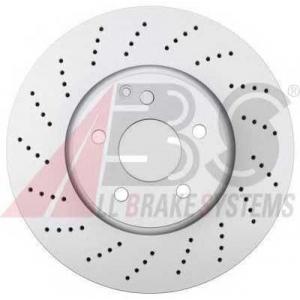 A.B.S. 17759 Тормозной диск Мерседес Ц-Класс