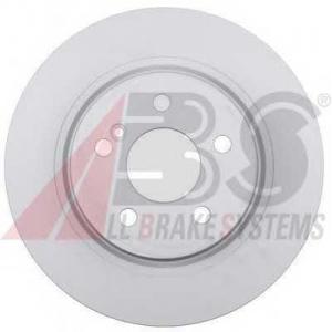 A.B.S. 17760 Тормозной диск Мерседес Ц-Класс