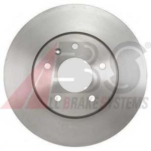 A.B.S. 17763 Тормозной диск Шевроле Каптива
