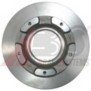 A.B.S. 17786 Тормозной диск Форд Транзит Торнео