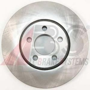 A.B.S. 17809 Тормозной диск Крайслер 300