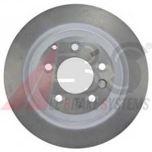 A.B.S. 17824 Тормозной диск Ауди Кью 7