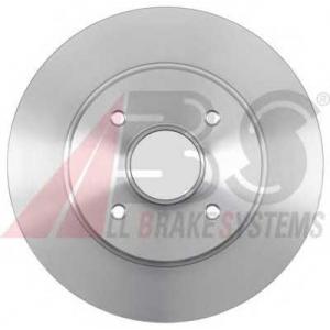 A.B.S. 17835 Тормозной диск Ситроен С4
