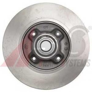 A.B.S. 17835C Тормозной диск Ситроен Дс4