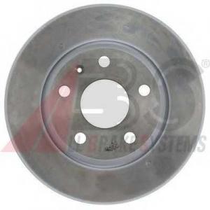 A.B.S. 17860 Тормозной диск Ауди Тт