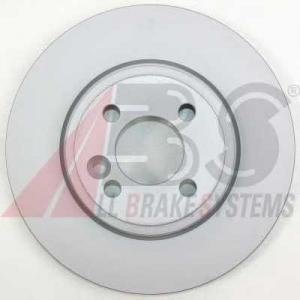 A.B.S. 17865 Тормозной диск Мини