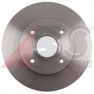 A.B.S. 17893 Тормозной диск Ситроен Дс3