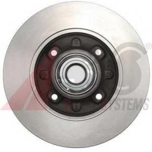A.B.S. 17893C Тормозной диск Ситроен Дс4
