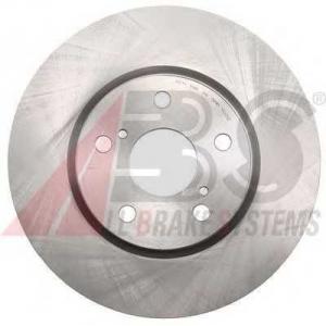 ABS 17898 Тормозной диск