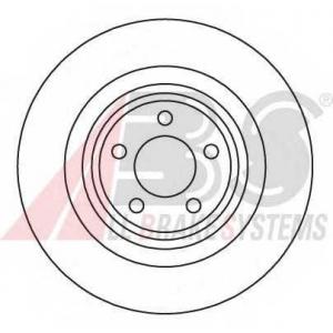 A.B.S. 17906 Тормозной диск Крайслер 300