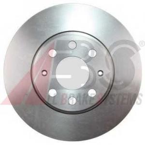 A.B.S. 17919 Тормозной диск Фиат Гранд Пунто