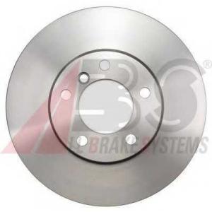 A.B.S. 17937 Тормозной диск Бмв Х1