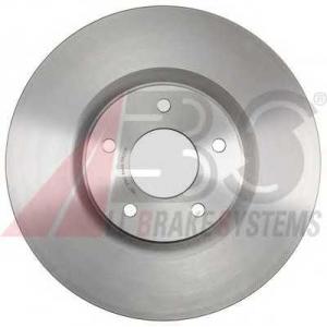 A.B.S. 17945 Тормозной диск Рено Колеос